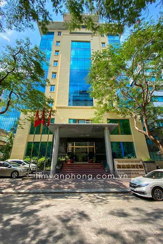 Tòa nhà Công Đoàn Ngân Hàng Duy Tân