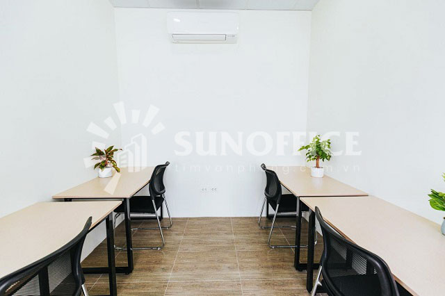 Pamzon Space - Coworking Space giá rẻ
