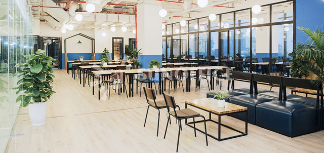 Thiết kế Cogo Coworking Space