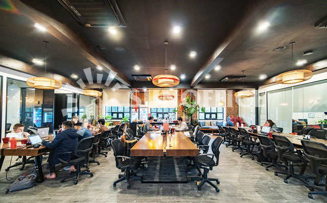 Toong – Coworking Space Tràng Thi