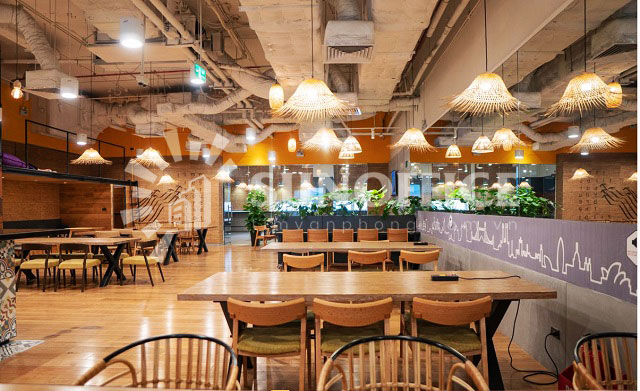 Coworking Space Toong IPH mang không gian trẻ trung